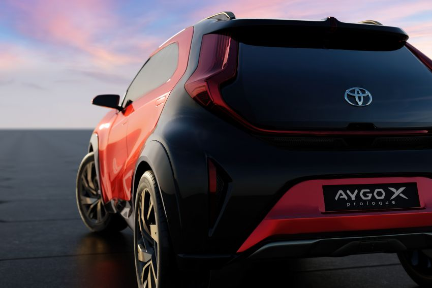 Toyota Aygo X Prologue previews brand's new city car Image #1265017