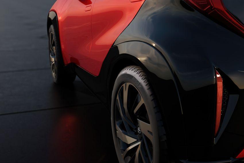 Toyota Aygo X Prologue previews brand's new city car Image #1265019