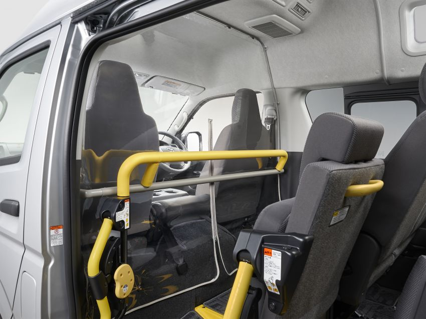 Toyota reveals Hiace droplet shield – RM1,035 in Japan Image #1263775
