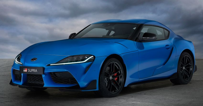 Toyota GR Supra Jarama Racetrack Edition revealed – limited to 90 units in Europe; unique aesthetic touches Image #1262296