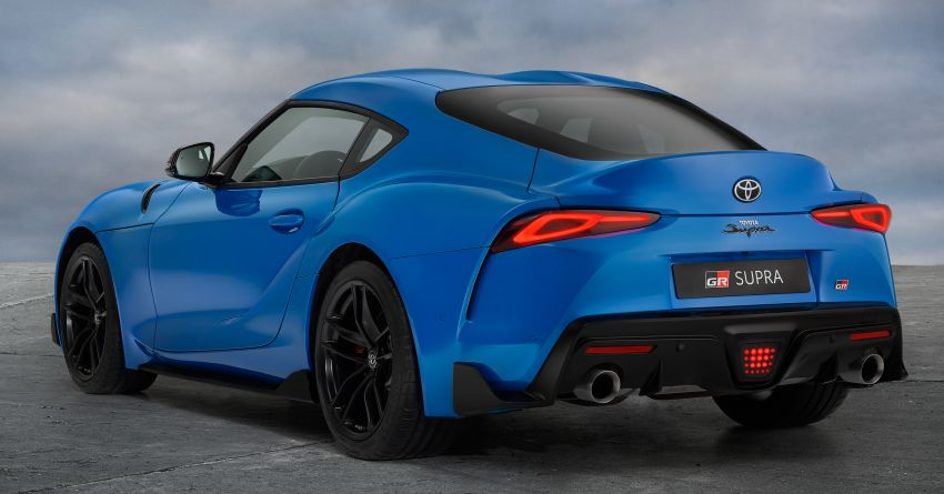 Toyota GR Supra Jarama Racetrack Edition revealed – limited to 90 units in Europe; unique aesthetic touches Image #1262297