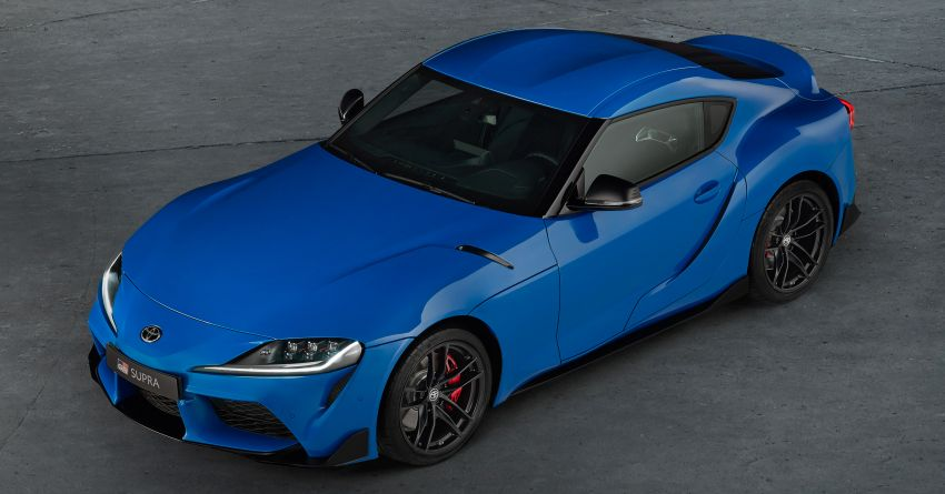 Toyota GR Supra Jarama Racetrack Edition revealed – limited to 90 units in Europe; unique aesthetic touches Image #1262298