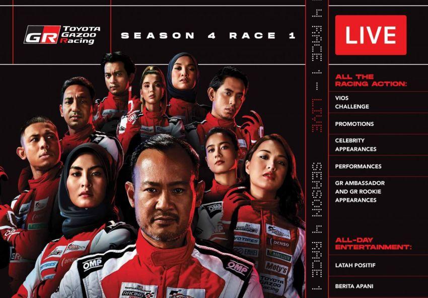 Toyota Gazoo Racing Musim 4 bakal gegar SIC pada 27-28 Mac ini – ditayangkan secara dalam talian Image #1267615