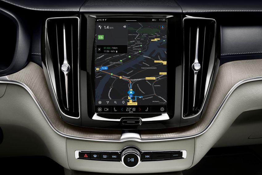 Volvo S90, V90 and V90 Cross Country to be updated with new Android OS-powered infotainment system Image #1260402