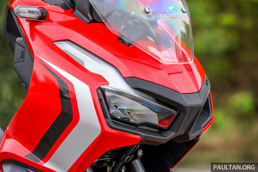 REVIEW: 2021 Honda ADV150, RM11,999, offroad style Image #1275447