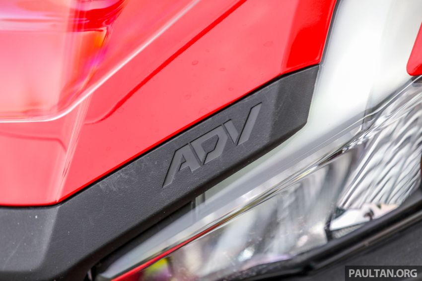 REVIEW: 2021 Honda ADV150, RM11,999, offroad style Image #1275449