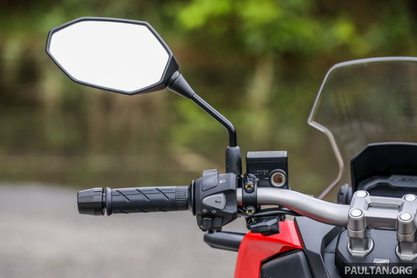 REVIEW: 2021 Honda ADV150, RM11,999, offroad style Image #1275465