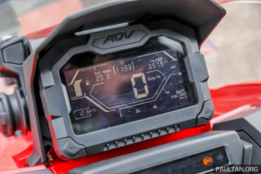 REVIEW: 2021 Honda ADV150, RM11,999, offroad style Image #1275467