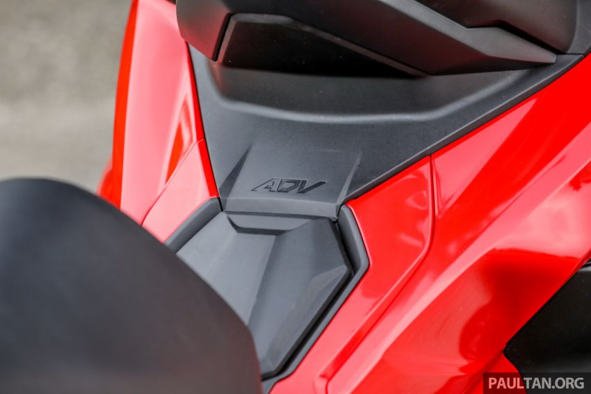 REVIEW: 2021 Honda ADV150, RM11,999, offroad style Image #1275470