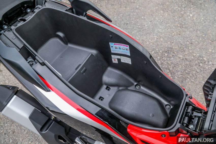 REVIEW: 2021 Honda ADV150, RM11,999, offroad style Image #1275474