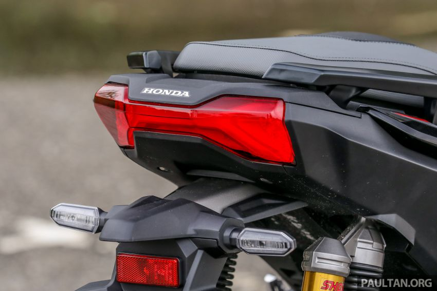 REVIEW: 2021 Honda ADV150, RM11,999, offroad style Image #1275481