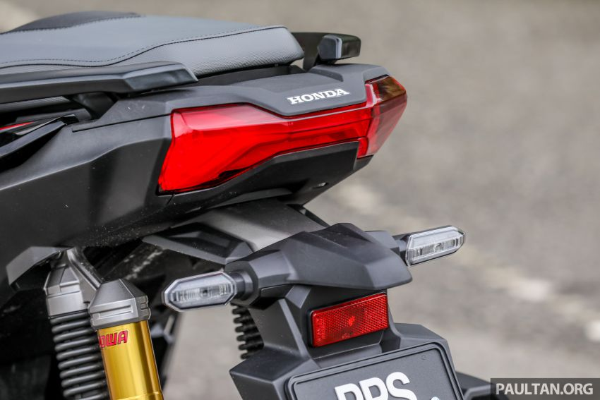 REVIEW: 2021 Honda ADV150, RM11,999, offroad style Image #1275483