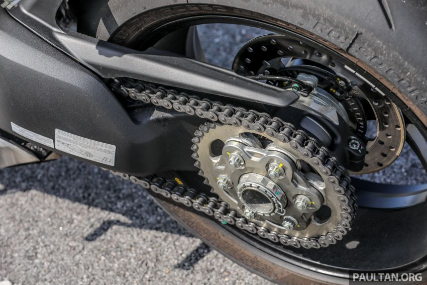 REVIEW: 2021 Ducati Streetfighter V4S, RM145,900 Image #1286913