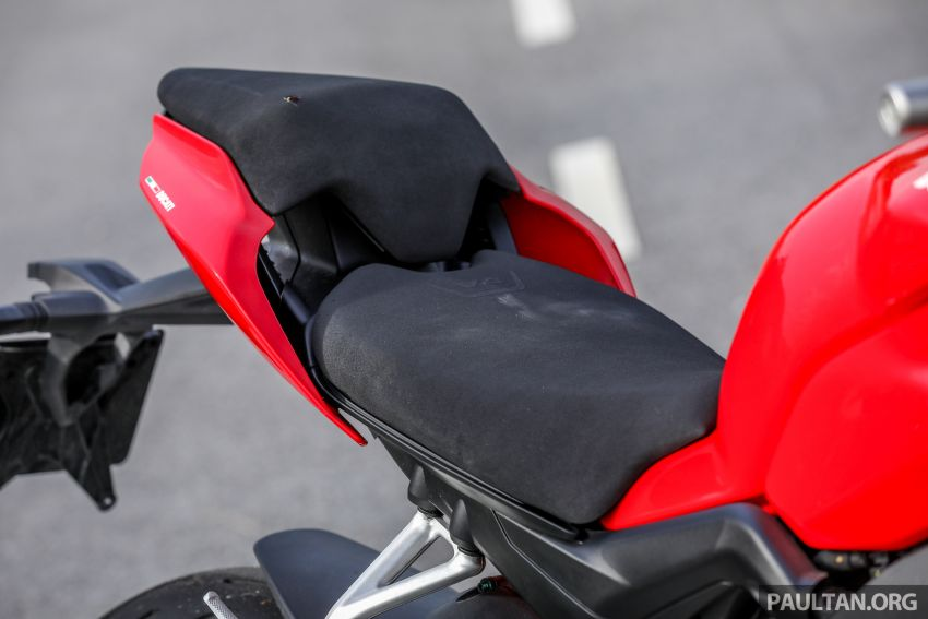 REVIEW: 2021 Ducati Streetfighter V4S, RM145,900 Image #1286950