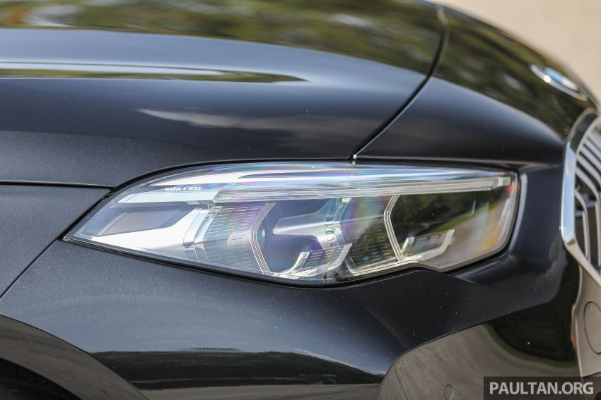 PANDU UJI: BMW 218i M Sport Gran Coupe memang menang gaya; prestasi pada skala sederhana Image #1274824