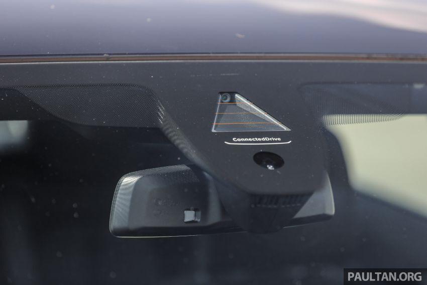 PANDU UJI: BMW 218i M Sport Gran Coupe memang menang gaya; prestasi pada skala sederhana Image #1274828