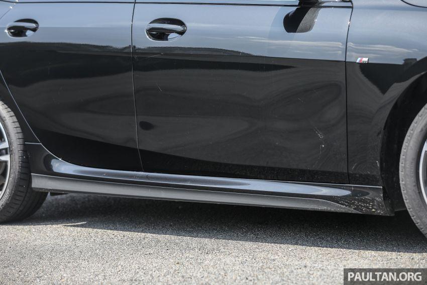 PANDU UJI: BMW 218i M Sport Gran Coupe memang menang gaya; prestasi pada skala sederhana Image #1274831