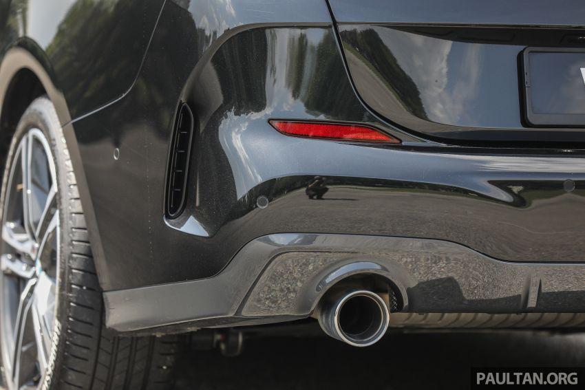 PANDU UJI: BMW 218i M Sport Gran Coupe memang menang gaya; prestasi pada skala sederhana Image #1274839