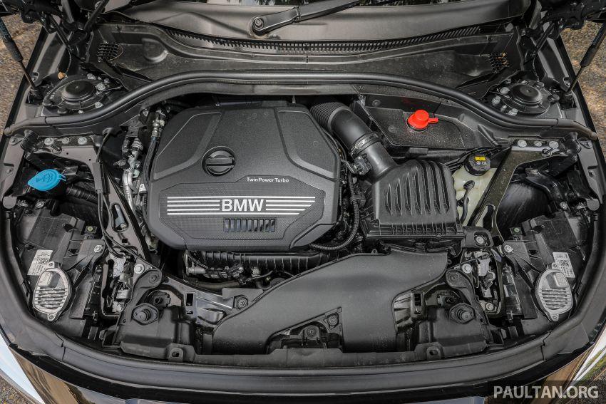 PANDU UJI: BMW 218i M Sport Gran Coupe memang menang gaya; prestasi pada skala sederhana Image #1274844