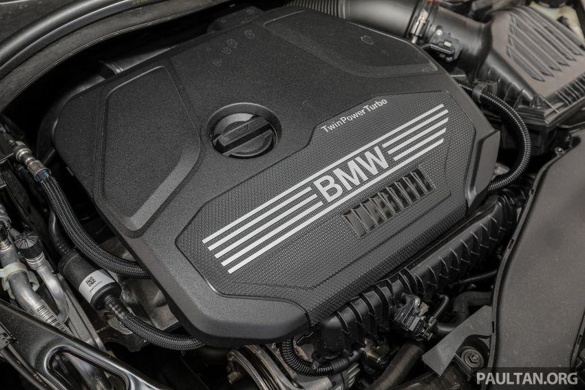 PANDU UJI: BMW 218i M Sport Gran Coupe memang menang gaya; prestasi pada skala sederhana Image #1274845