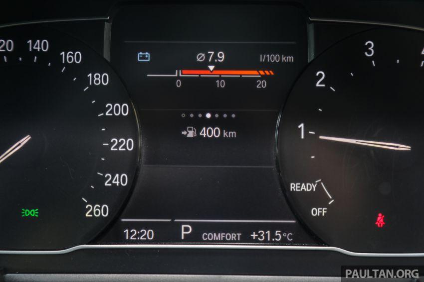 PANDU UJI: BMW 218i M Sport Gran Coupe memang menang gaya; prestasi pada skala sederhana Image #1274855