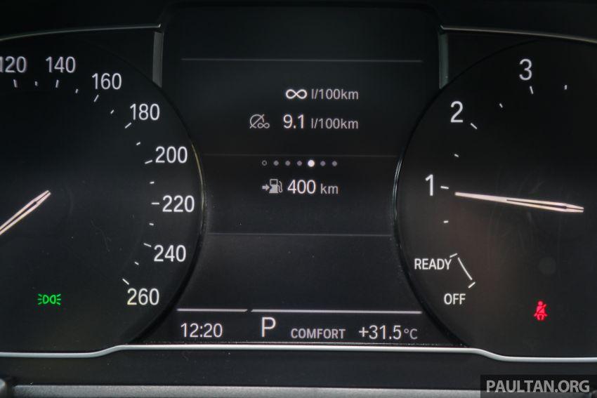 PANDU UJI: BMW 218i M Sport Gran Coupe memang menang gaya; prestasi pada skala sederhana Image #1274856
