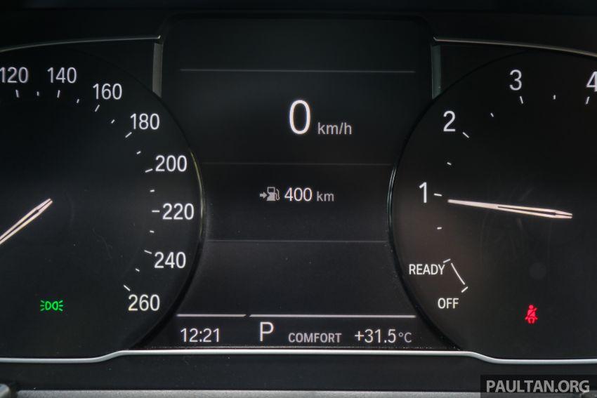 PANDU UJI: BMW 218i M Sport Gran Coupe memang menang gaya; prestasi pada skala sederhana Image #1274860