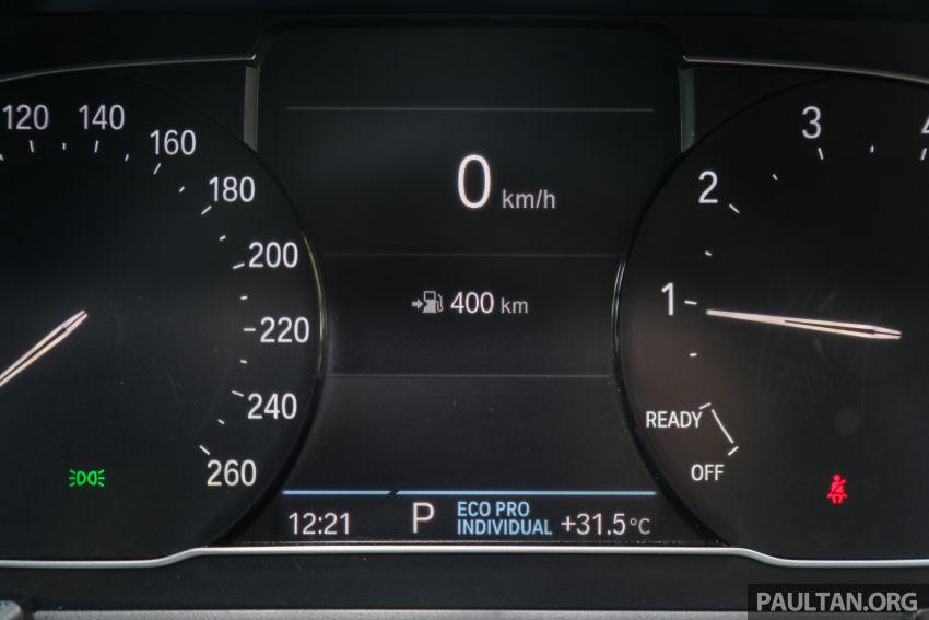 PANDU UJI: BMW 218i M Sport Gran Coupe memang menang gaya; prestasi pada skala sederhana Image #1274861