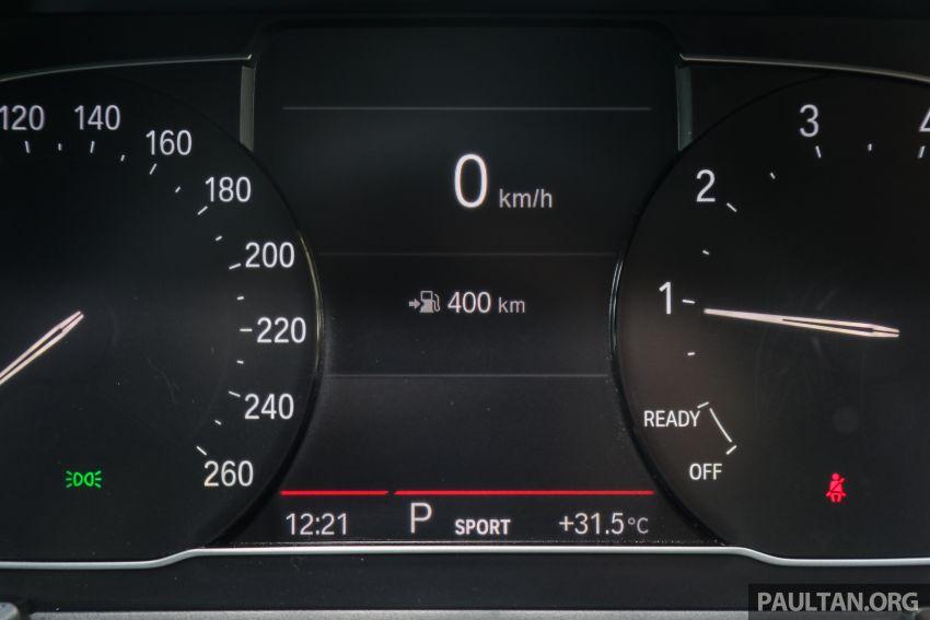 PANDU UJI: BMW 218i M Sport Gran Coupe memang menang gaya; prestasi pada skala sederhana Image #1274862