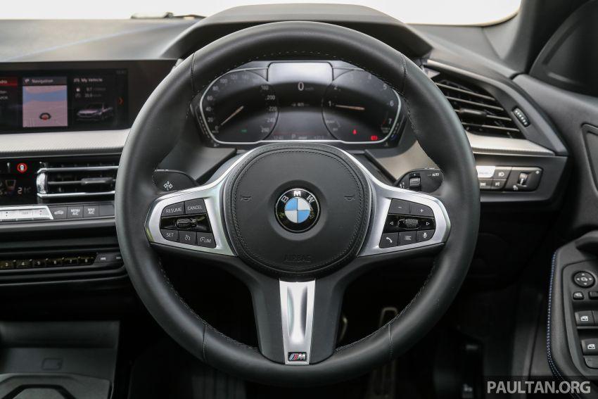 PANDU UJI: BMW 218i M Sport Gran Coupe memang menang gaya; prestasi pada skala sederhana Image #1274864