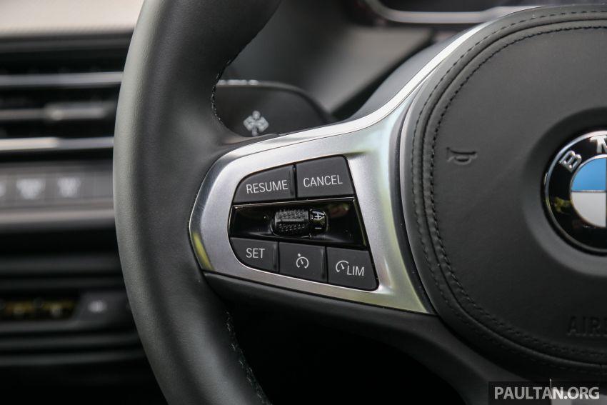 PANDU UJI: BMW 218i M Sport Gran Coupe memang menang gaya; prestasi pada skala sederhana Image #1274865