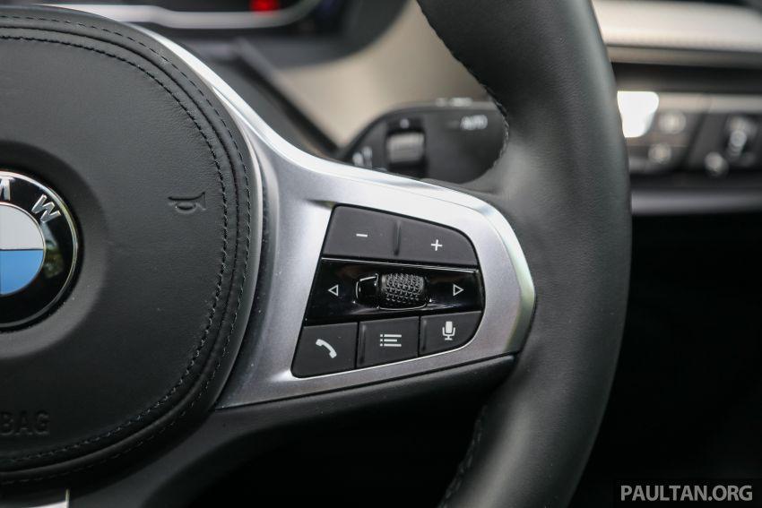 PANDU UJI: BMW 218i M Sport Gran Coupe memang menang gaya; prestasi pada skala sederhana Image #1274866