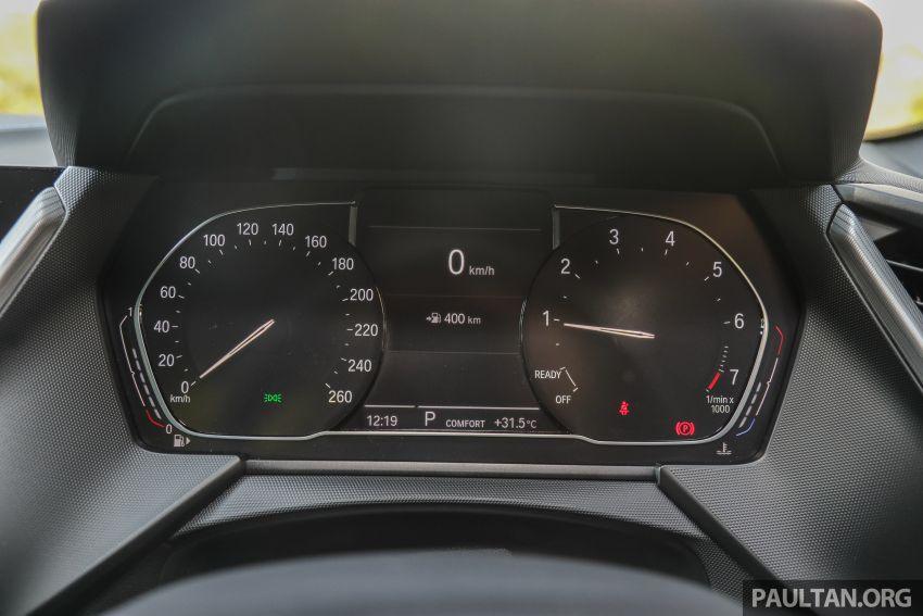 PANDU UJI: BMW 218i M Sport Gran Coupe memang menang gaya; prestasi pada skala sederhana Image #1274848