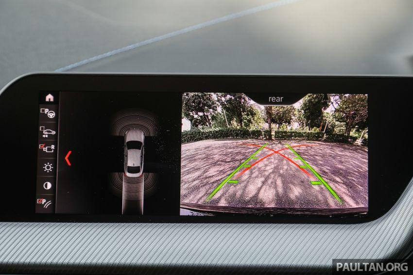 PANDU UJI: BMW 218i M Sport Gran Coupe memang menang gaya; prestasi pada skala sederhana Image #1274878