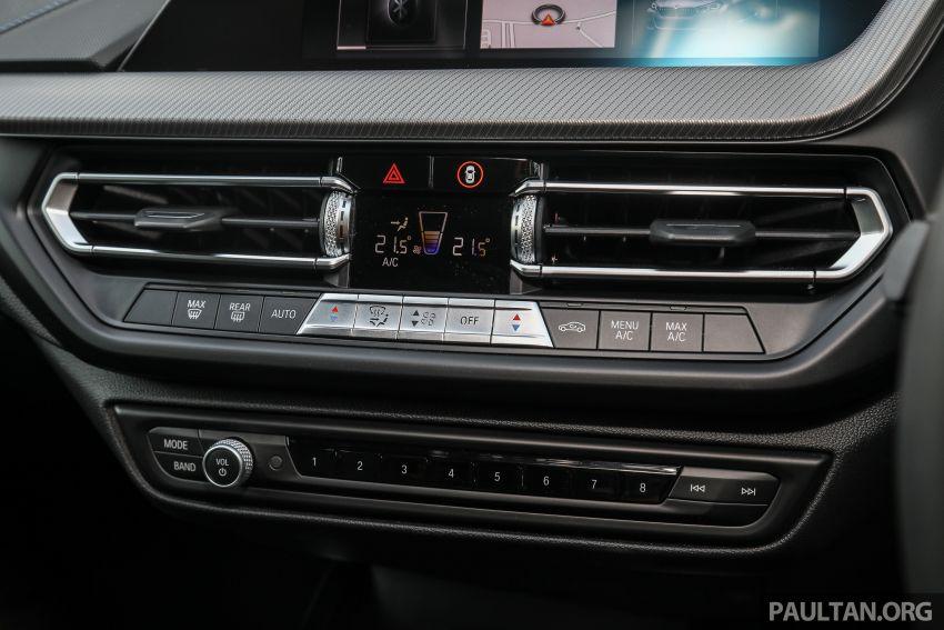 PANDU UJI: BMW 218i M Sport Gran Coupe memang menang gaya; prestasi pada skala sederhana Image #1274880