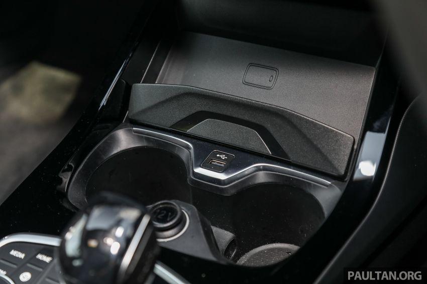 PANDU UJI: BMW 218i M Sport Gran Coupe memang menang gaya; prestasi pada skala sederhana Image #1274881
