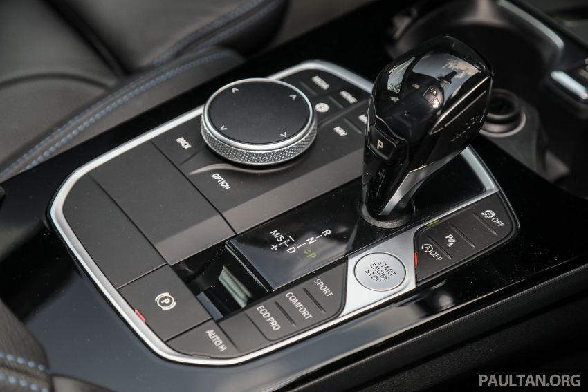 PANDU UJI: BMW 218i M Sport Gran Coupe memang menang gaya; prestasi pada skala sederhana Image #1274882