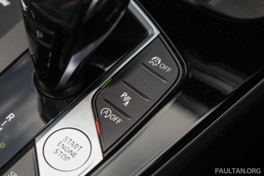 PANDU UJI: BMW 218i M Sport Gran Coupe memang menang gaya; prestasi pada skala sederhana Image #1274883