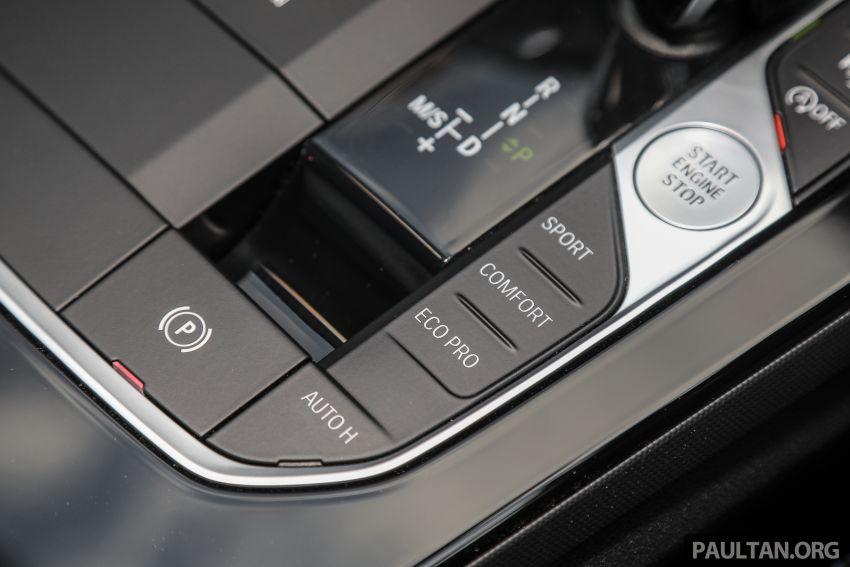 PANDU UJI: BMW 218i M Sport Gran Coupe memang menang gaya; prestasi pada skala sederhana Image #1274884