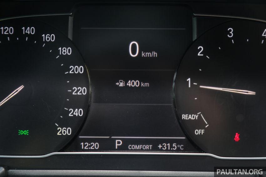 PANDU UJI: BMW 218i M Sport Gran Coupe memang menang gaya; prestasi pada skala sederhana Image #1274849