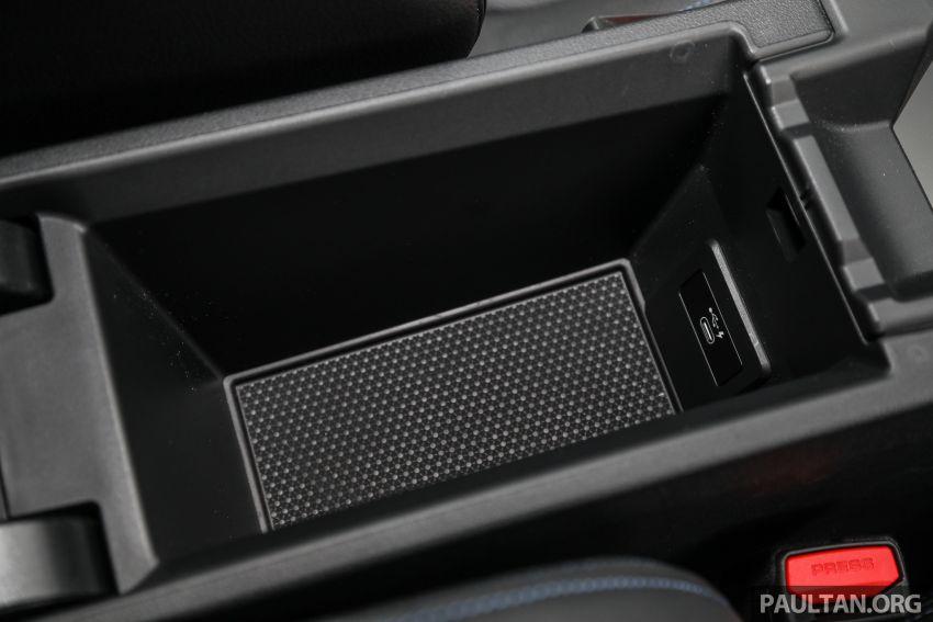 PANDU UJI: BMW 218i M Sport Gran Coupe memang menang gaya; prestasi pada skala sederhana Image #1274886