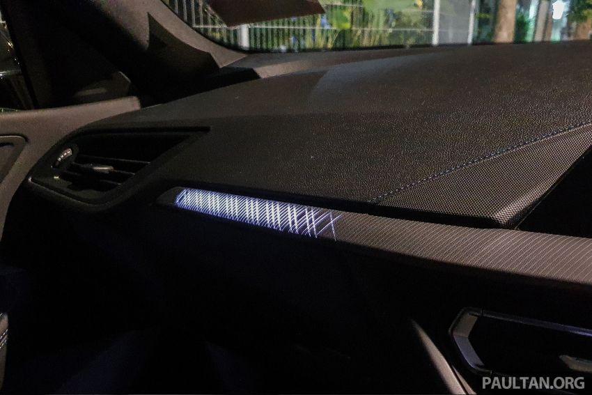 PANDU UJI: BMW 218i M Sport Gran Coupe memang menang gaya; prestasi pada skala sederhana Image #1274890