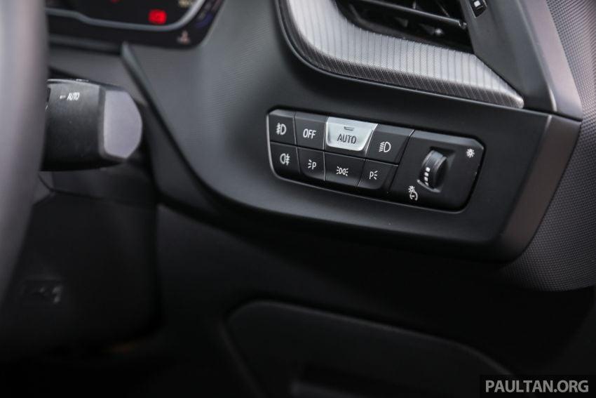 PANDU UJI: BMW 218i M Sport Gran Coupe memang menang gaya; prestasi pada skala sederhana Image #1274893