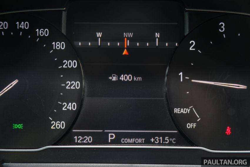 PANDU UJI: BMW 218i M Sport Gran Coupe memang menang gaya; prestasi pada skala sederhana Image #1274850