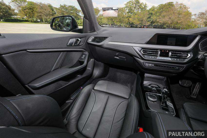 PANDU UJI: BMW 218i M Sport Gran Coupe memang menang gaya; prestasi pada skala sederhana Image #1274896