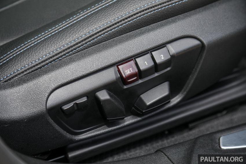 PANDU UJI: BMW 218i M Sport Gran Coupe memang menang gaya; prestasi pada skala sederhana Image #1274902