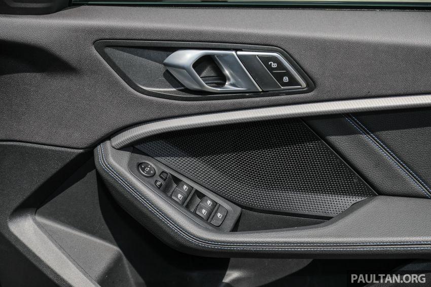 PANDU UJI: BMW 218i M Sport Gran Coupe memang menang gaya; prestasi pada skala sederhana Image #1274906