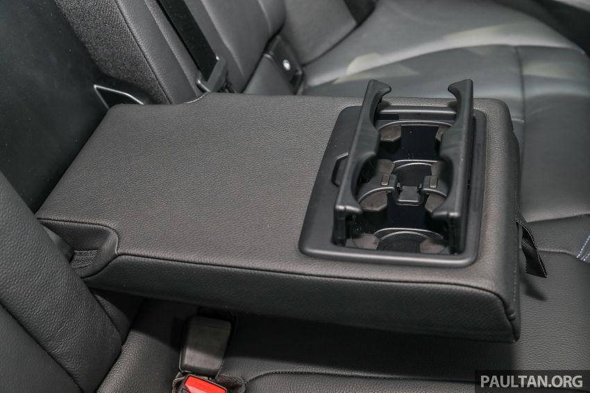 PANDU UJI: BMW 218i M Sport Gran Coupe memang menang gaya; prestasi pada skala sederhana Image #1274913