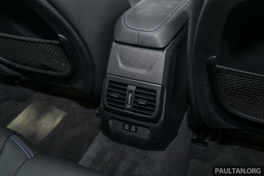 PANDU UJI: BMW 218i M Sport Gran Coupe memang menang gaya; prestasi pada skala sederhana Image #1274914