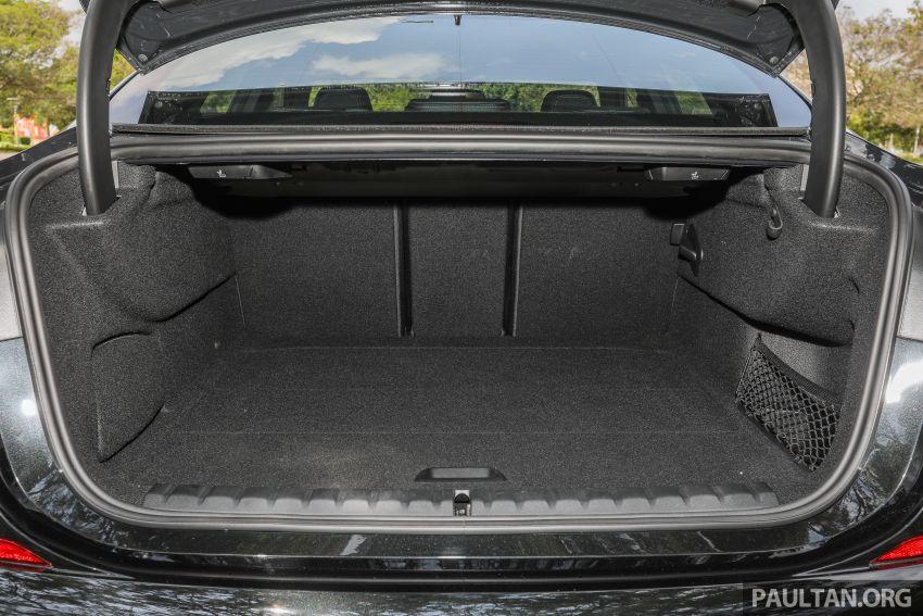 PANDU UJI: BMW 218i M Sport Gran Coupe memang menang gaya; prestasi pada skala sederhana Image #1274917